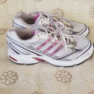 Adidas womens running sneakers athletic  shoes